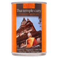 Thai temple curry
