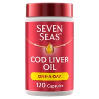 7 Seas one-a-day pure cod liver oil