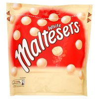 Maltesers white pouch
