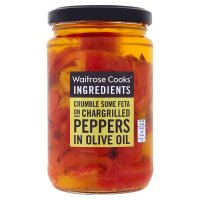 Waitrose Cooks' Ingredients grilled peppers