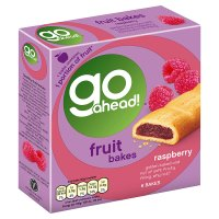 Go ahead! fruit bakes raspberry