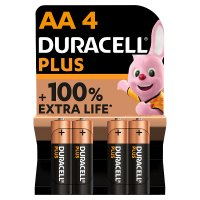 Duracell Plus Power AA Batteries Alkaline