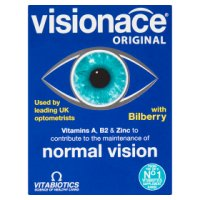 Visionace organic tablets