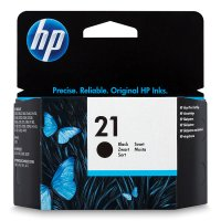 HP 21 black cartridge