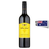 Wolf Blass Yellow Label, Cabernet Sauvignon, Australian, Red Wine