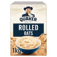 Quaker Oats porridge cereal