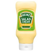 Heinz light squeezy salad cream