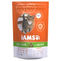 Iams Adult Dry Cat Food Lamb