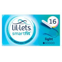 Lil-Lets mini tampons - lite