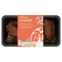 Waitrose mini spare ribs