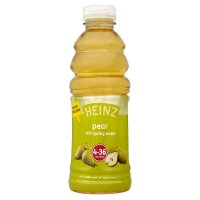 Heinz pear pure juice