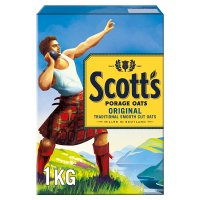 Scott's Oats original Scottish porridge cereal