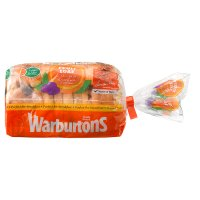 Warburtons fruit loaf with orange