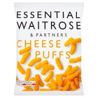 essential Waitrose cheese puffs