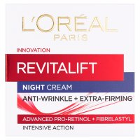 L'Oréal revitalift night cream