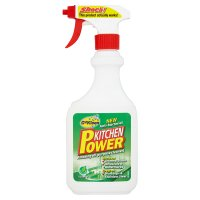 Kitchen Power kitchen cleaner