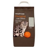 Waitrose cat litter microgranules