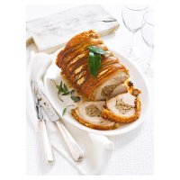 Free Range Stuffed Hampshire Breed Pork Loin Joint