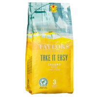 Taylors take it easy medium roast coffee