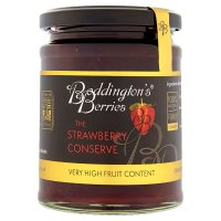 Boddington's berries Cornish conserve strawberry