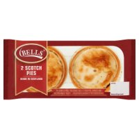 Bells Scotch pies