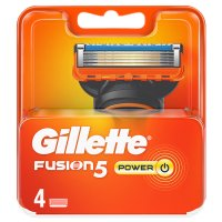 Gillette Fusion Power Razor Blades 4 count