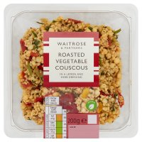 Waitrose Roasted Vegetable Couscous