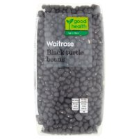 Waitrose LOVE Life black turtle beans