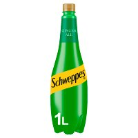 Schweppes canada dry plastic bottle