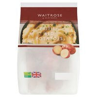 Waitrose Desiree/Mozart potatoes