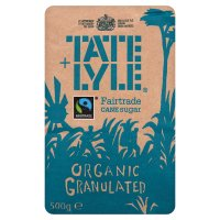 Tate & Lyle organic granulated sugar
