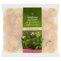 Waitrose Duchy Organic salad potatoes