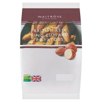 Waitrose Red King Edward potatoes