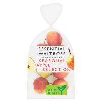 essential Waitrose red dessert Apples