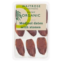 Waitrose LOVE life organic medjool dates