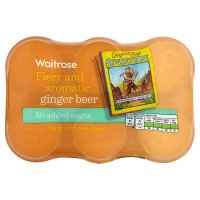 Waitrose Fiery light ginger beer