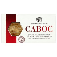 Highland fine cheeses caboc