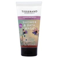 Tisserand Aromatherapy Signature Blend Rejuvenating Shower & Bath Wash 175ml