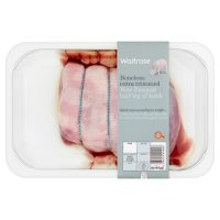 Waitrose New Zealand Small Boneless leg of lamb