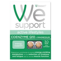 Magnesium & Coenzyme Q10 tablets