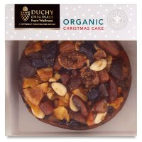 Duchy Originals organic Christmas cake