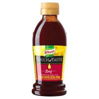 Knorr Touch of Taste beef concentrated liquid stock