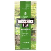 Yorkshire hard water leaf tea