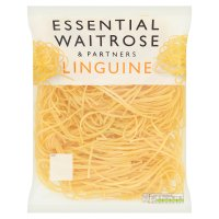 essential Waitrose fresh pasta linguine