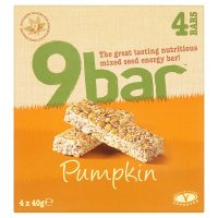 Wholebake 9 bar pumpkin