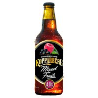Kopparberg premium Swedish cider with mixed fruits