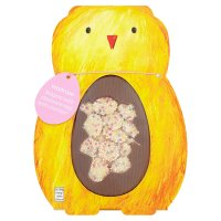 Waitrose Belgian milk chocolate egg with dolly mix