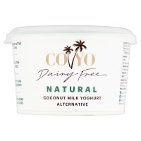 Co Yo natural coconut milk yoghurt