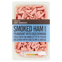 Waitrose Cooks' Ingredients smoked ham batons