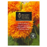 Waitrose Duchy Organic goldy sunflower seeds